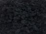 Fiberinnehåll 100% mikrofiber, Brand Ice Yarns, Black, Yarn Thickness 6 SuperBulky  Bulky, Roving, fnt2-64528