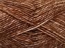 Περιεχόμενο ίνας 80% Βαμβάκι, 20% Ακρυλικό, Brand Ice Yarns, Brown, fnt2-64551