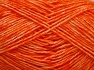 Fiber Content 80% Cotton, 20% Acrylic, Orange, Brand Ice Yarns, fnt2-64559