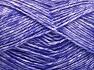 İçerik 80% Pamuk, 20% Akrilik, Lilac, Brand Ice Yarns, fnt2-64565