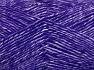 Fiberinnehåll 80% Bomull, 20% Akryl, Brand Ice Yarns, Dark Purple, fnt2-64566
