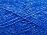 Fiber Content 80% Cotton, 20% Acrylic, Brand Ice Yarns, Blue, fnt2-64568