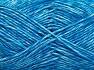 İçerik 80% Pamuk, 20% Akrilik, Turquoise, Brand Ice Yarns, fnt2-64569