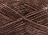 Fiber Content 70% Polyamide, 19% Wool, 11% Acrylic, Brand Ice Yarns, Brown, fnt2-64574