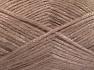 Fiber Content 70% Polyamide, 19% Wool, 11% Acrylic, Light Camel, Brand Ice Yarns, fnt2-64576