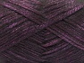 Fiber Content 70% Polyamide, 19% Wool, 11% Acrylic, Purple, Brand Ice Yarns, Black, fnt2-64583
