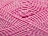 Fiber Content 80% Cotton, 20% Acrylic, Pink Shades, Brand Ice Yarns, fnt2-64663