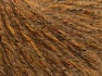 Fiber Content 60% Acrylic, 21% Polyester, 19% Alpaca, Light Brown, Brand Ice Yarns, Green, Gold, Black, fnt2-64921