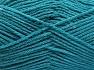 Vezelgehalte 98% Acryl, 2% Pailetten, Turquoise, Brand Ice Yarns, fnt2-64923