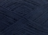 Fiber Content 74% Cotton, 26% Polyamide, Navy, Brand Ice Yarns, fnt2-64943