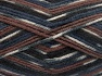 Fiber Content 50% Wool, 50% Acrylic, White, Brand Ice Yarns, Grey, Brown Shades, Black, fnt2-65204