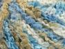 İçerik 55% Akrilik, 35% Yün, 10% Polyamid, Brand Ice Yarns, Ecru, Blue Shades, Beige, fnt2-65222