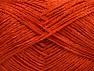 Περιεχόμενο ίνας 70% Ακρυλικό, 30% Πολυαμίδη, Brand Ice Yarns, Dark Orange, fnt2-65251