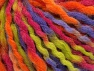 Contenido de fibra 60% Acrílico, 30% Lana, 10% Mohair, Purple, Orange, Brand Ice Yarns, Green, Fuchsia, fnt2-65263
