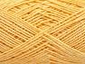 Contenido de fibra 100% Algodón, Yellow, Brand Ice Yarns, fnt2-65309