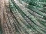 Fiber Content 62% Polyester, 19% Merino Wool, 19% Acrylic, Brand Ice Yarns, Green, Beige, fnt2-65325