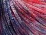 Fiber Content 62% Polyester, 19% Acrylic, 19% Merino Wool, Red, Navy, Brand Ice Yarns, fnt2-65329