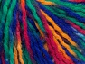 Wool  Fiber Content 60% Wool, 40% Acrylic, Red, Purple, Orange, Brand Ice Yarns, Green, fnt2-65359