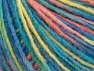 Fiber Content 50% Wool, 50% Acrylic, Yellow, Salmon, Brand Ice Yarns, Green, Blue Shades, fnt2-65367