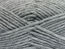 Fiber Content 100% Acrylic, Light Grey, Brand Ice Yarns, fnt2-65374