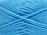 Fiber Content 100% Acrylic, Light Blue, Brand Ice Yarns, fnt2-65375