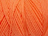 Items made with this yarn are machine washable & dryable. Contenido de fibra 100% Dralon Acrylic, Neon Orange, Brand Ice Yarns, fnt2-65500