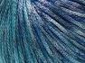 Vezelgehalte 62% Polyester, 19% Merino wol, 19% Acryl, Brand Ice Yarns, Blue Shades, Yarn Thickness 4 Medium  Worsted, Afghan, Aran, fnt2-65502