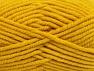 Contenido de fibra 50% Acrílico, 50% Lana, Brand Ice Yarns, Dark Yellow, fnt2-65627