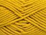 Fiber Content 50% Wool, 50% Acrylic, Yellow, Brand Ice Yarns, fnt2-65628