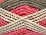 Fiber Content 50% Wool, 50% Acrylic, Salmon Shades, Brand Ice Yarns, Camel, Beige, fnt2-65642