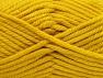 Fiber Content 75% Acrylic, 25% Superwash Wool, Brand Ice Yarns, Dark Yellow, Yarn Thickness 6 SuperBulky  Bulky, Roving, fnt2-65689