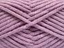 Superwash Wool Chunky Light Lilac