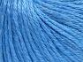 Vezelgehalte 40% Merino wol, 40% Acryl, 20% Polyamide, Light Blue, Brand Ice Yarns, fnt2-65747
