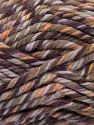 Vezelgehalte 75% Acryl, 25% superwash wol, Purple Shades, Khaki, Brand Ice Yarns, Gold, fnt2-65758