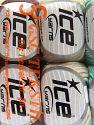 Fiber Content 67% Cotton, 33% Polyamide, Mixed Lot, Brand Ice Yarns, fnt2-65865