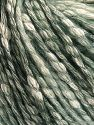 Fiber Content 77% Cotton, 23% Acrylic, White, Brand Ice Yarns, Grey Shades, fnt2-65877