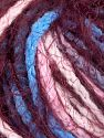 Fiber Content 60% Acrylic, 40% Polyamide, Pink, Brand Ice Yarns, Burgundy, Blue, fnt2-65889
