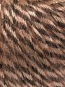 Fiber Content 70% Polyamide, 19% Merino Wool, 11% Acrylic, Light Salmon, Brand Ice Yarns, Brown, fnt2-65896