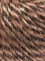 Fiber Content 70% Polyamide, 19% Merino Wool, 11% Acrylic, Light Salmon, Brand Ice Yarns, Brown, fnt2-65896