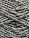 Fiber Content 50% Acrylic, 50% Merino Wool, Brand Ice Yarns, Grey, fnt2-65940