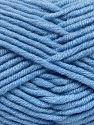 Contenido de fibra 50% Acrílico, 50% Lana Merino, Light Blue, Brand Ice Yarns, fnt2-65955