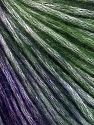 Fiber Content 50% Modal, 35% Acrylic, 15% Wool, Purple Shades, Brand Ice Yarns, Green Shades, fnt2-65975
