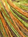 İçerik 70% Merserize Pamuk, 30% Viskon, Brand Ice Yarns, Green, Gold, Camel, fnt2-66001