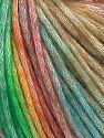 Vezelgehalte 50% Modal, 35% Acryl, 15% Wol, Purple, Brand Ice Yarns, Green, Gold Shades, Camel, fnt2-66044