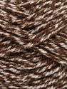 Bulky  Fiberinnehåll 100% Akryl, Brand Ice Yarns, Brown Shades, fnt2-66046
