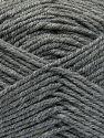 İçerik 60% Merino Yün, 40% Akrilik, Brand Ice Yarns, Grey, fnt2-66079