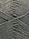Fiber Content 50% Cotton, 50% Acrylic, Light Grey, Brand Ice Yarns, fnt2-66098