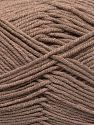 Fiber Content 50% Cotton, 50% Acrylic, Mink, Brand Ice Yarns, fnt2-66101