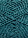 Fiber Content 50% Cotton, 50% Acrylic, Turquoise, Brand Ice Yarns, fnt2-66126