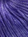 Fiberinnehåll 67% Tencel, 33% Polyamid, Purple, Brand Ice Yarns, fnt2-66200
